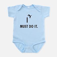 Parkour Infant Bodysuit