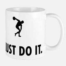 Discus Throw Mug