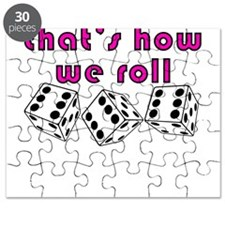 how we roll Puzzle
