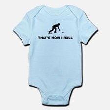 Lawn Bowl Infant Bodysuit