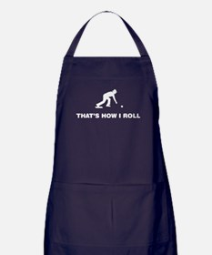 Lawn Bowl Apron (dark)