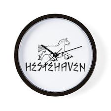 Hestehaven Wall Clock