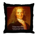 Voltaire Throw Pillow