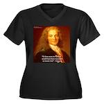 Voltaire Plus Size T-Shirt