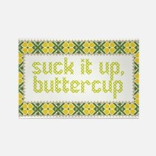 Suck it up, Rectangle Magnet (10 pack)