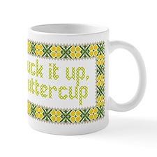 Suck it up, Mug