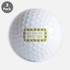 Suck it up, Golf Ball