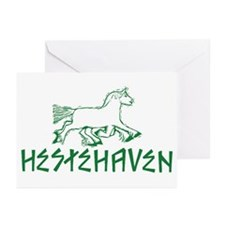 Hestehaven Cards (Pk of 10)