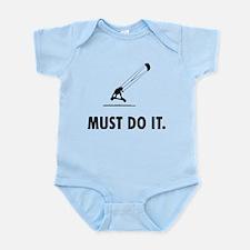 Landboarding Infant Bodysuit