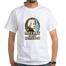 Mozart is my Homeboy Shirt