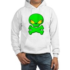 Little Space Alien Sweatshirt (Hooded)