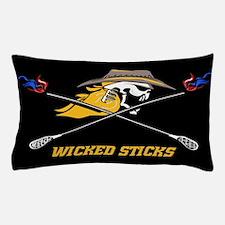 Wicked Sticks Pillow Case