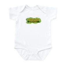 Spongebong Infant Bodysuit