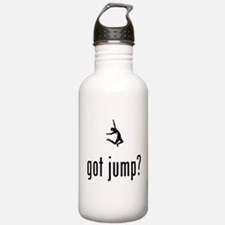 Long Jump Water Bottle