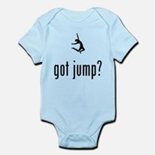 Long Jump Infant Bodysuit