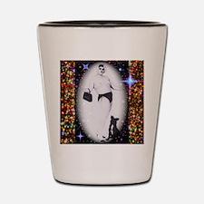 Drag Circa SisterFace 1991 Shot Glass