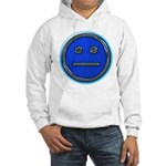 Blue Free Range Aspie Hooded Sweatshirt