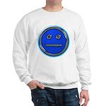 Blue Free Range Aspie Sweatshirt