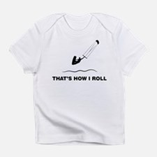 Kitesurfing Infant T-Shirt