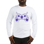 Floral Design Long Sleeve T-Shirt