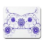 Floral Design Mousepad