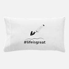 Kitesurfing Pillow Case
