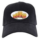 Movie Theater Popcorn Black Cap