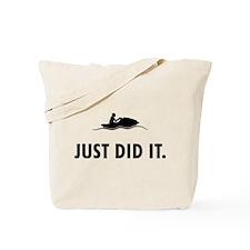 Jet-Skiing Tote Bag