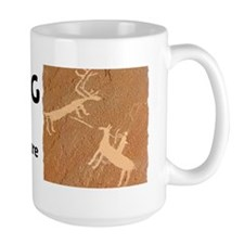 hunting its our right by nature Mug