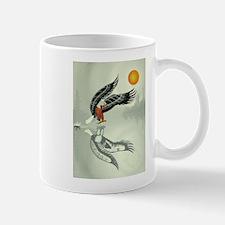 Fishing Eagle Mug