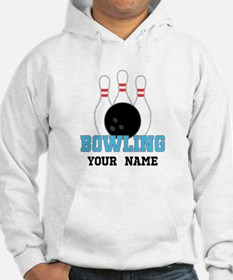 Personalized Bowling Hoodie