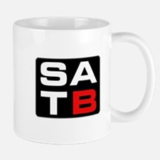 SATB Bass Mug