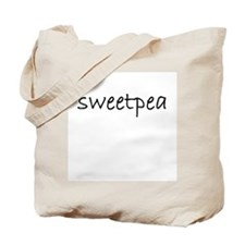 sweetpea.bmp Tote Bag