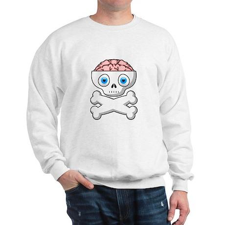 Brain Matter Sweatshirt (Grey)