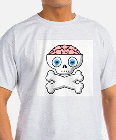 Brain Matter T-Shirt (Grey)