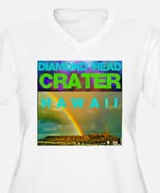 Damond Head Crater Hawaii T-Shirt