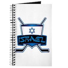Isreal Ice Hockey Shield Journal