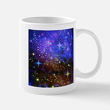 Galaxy Space Scene Graphic Mug
