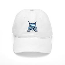 Greece Ice Hockey Shield Hellas Baseball Baseball Cap