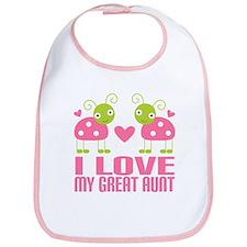 I Love My Great Aunt Bib