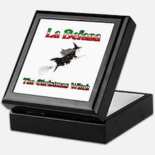 La Befana The Christmas Witch Keepsake Box