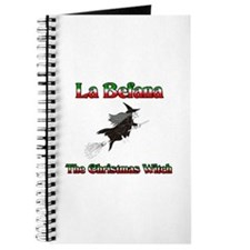La Befana The Christmas Witch Journal