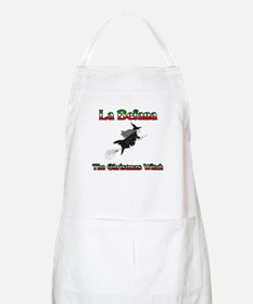 La Befana The Christmas Witch BBQ Apron