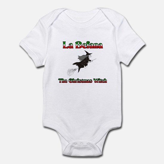 La Befana The Christmas Witch Infant Bodysuit