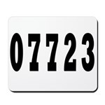 Deal New Jersy 07723 Mousepad
