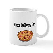 Pizza Delivery Guy Mug
