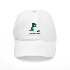 T-Rex Loves Cornhole Baseball Cap