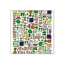 Farmers Market Medley Sticker