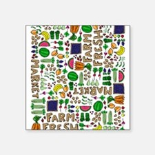 Farmers Market Medley Sticker