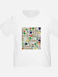 Farmers Market Medley T-Shirt